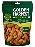 #10: Golden Harvest Dry Fruits - Almond, 200g Pouch