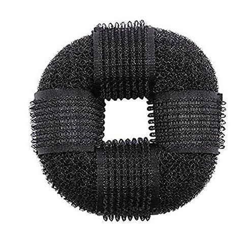 3PCS Damen-Ring Haar Donut Bun Maker Haar Styler Maker rund Nadel