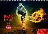 BMX My Life (Wandkalender 2019 DIN A2 quer): Einmalig fantastische BMX Bilderwelten (Geburtstagskalender, 14 Seiten ) (CALVENDO Sport)
