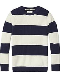 Scotch & Soda Striped Pullover, Pull Garçon
