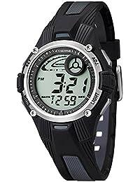 Calypso Uhr cal-15142–Armbanduhr, Armband aus Kunststoff