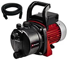 Einhell 4180283 Pompa Autoadescante, 650 W, Nero/Rosso