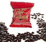 100 Capsule Caffè Carbonelli Miscela Forte compatibili Espresso point