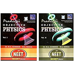 Pradeep'S Objective Physics Vol I & Ii (Neet Exam)