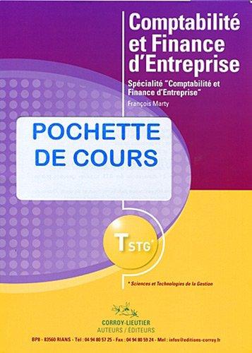 Comptabilité et finance d'entreprise - Pochette de cours: Spécialité