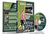 Virtual Walks - Kuala Lumpur for indoor walking, treadmill and cycling workouts by Scenic Walks of Macau for Indoor Fitness and Treadmill Exercises.