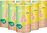BEAVITA - Vitalkost Plus | Poudre 6 x 572g | Saveur Cookies and Cream | Substitut de...