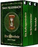 Die Sanduhr - Band 1 bis 3 der Krosann-Saga: Der Fantasy-Erfolg als Sammelband mit 1476 Seiten (KENPC) Bild