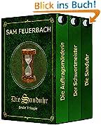 Die Sanduhr - Band 1 bis 3 der Krosann-Saga