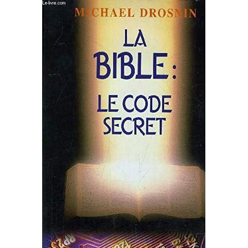 La Bible, le code secret