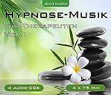Hypnose-Musik für Therapeuten: 4 Tracks mit je 75 Minuten - Simon Osterhold