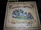 Chansons et comptines d'autrefois Paroles et musique Editions Atlas 2010...