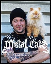 Metal Cats by Alexandra Crockett (2014-05-06)
