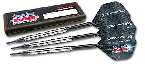 Empire Dart Softdartset M3 TIT-2-90% Tungsten 18 Gramm