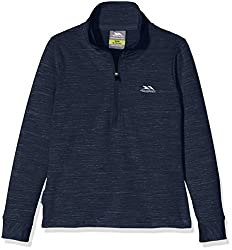 Trespass Kids Abra Quick Drying Pullover/Sweater for Children Girls/Boys/Toddlers Ages 2-12 for Walking/Hiking/Trekking/Camping/Outdoor from Trespass