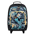 QUIKSILVER WHEELIE BURST Messenger Bags boys Multicolour Rucksacks/Trolley bags
