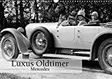 Luxus Oldtimer - Mercedes (Wandkalender 2018 DIN A3 quer): Fotografien der ullstein bild collection zu