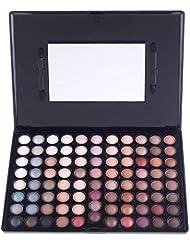 Anself 88 couleurs chaude fard à paupières Ombre à Paupières Palette de Maquillage