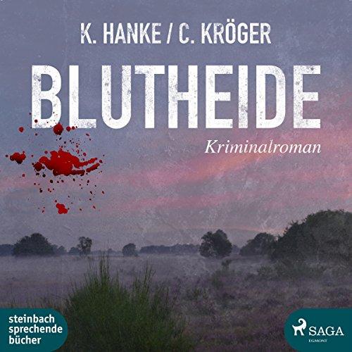 Buchseite und Rezensionen zu 'Blutheide' von Kathrin Hanke