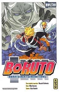 Boruto - Naruto Next Generations Edition simple Tome 2