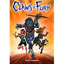 CLAWS OF FURY (THE CLAWS TRILOGY Book 1)