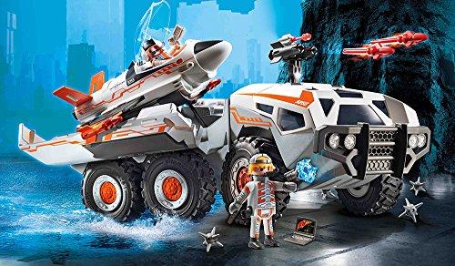 PLAYMOBIL 9255 - Spy Team Battle Truck - 2