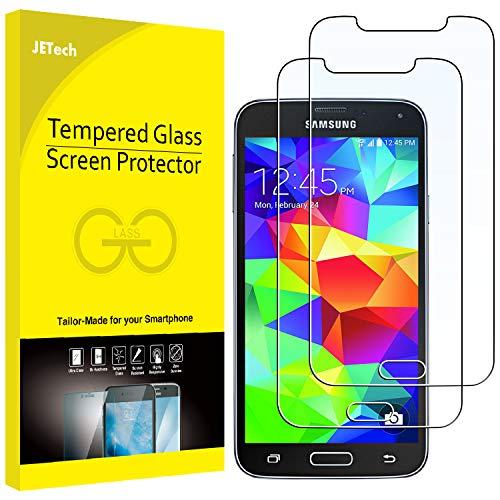 Jetech samsung s5pellicola protettiva in vetro temperato protezione schermo ultra resistente glass screen protector per samsung galaxy s5