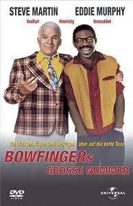 bowfingers gro e nummer steve martin eddie murphy heather graham frank oz dvd. Black Bedroom Furniture Sets. Home Design Ideas