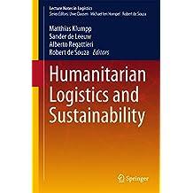 Humanitarian Logistics and Sustainability