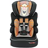 Highback booster Car seat DISNEY Group 1/2/3 - Made in France - Side impact protection - 3 stars TCS - 10 colors
