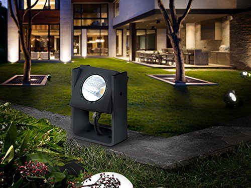 Spot LED Außen Gent 8W