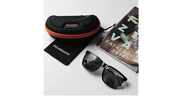 d81531b0f0b BuyWorld POLARSNOW Aluminum+TR90 Sunglasses Men Polarized Brand Designer  Points Women Men Vintage Eyewear Driving Sun Glasses  Amazon.in  Home    Kitchen