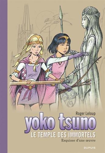 Yoko Tsuno - Tome 28 - Le Temple Des Immortels Grand Format
