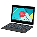 "Nextbook Ares 11A 2 in 1 11.6"" Android 6.0 Laptop Tablet with Intel Atom x5-Z8300 Intel 2GB RAM 64GB ROM Tablet PC Dual Cameras (2.0MP + 2.0MP) with WIFI Bluetooth 4.0 HDMI Dual USB Removable Keyboard Tablet"