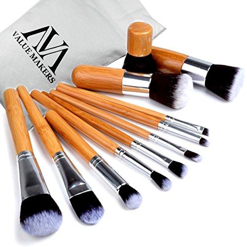 value-makersr-11-stuck-make-up-pinselset-holz-makers-pinselsets