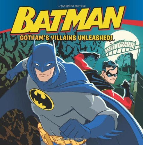 [ BATMAN CLASSIC: GOTHAM'S VILLAINS UNLEASHED! ] Batman Classic: Gotham's Villains Unleashed! By Sazaklis, John ( Author ) Dec-2009 [ Paperback ]