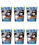 Schwarzkopf Live Color XXL Colour Foam - Black Velvet Crush 100 - Pack of 6