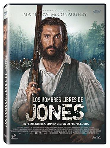 Bild von Free State of Jones (LOS HOMBRES LIBRES DE JONES, Spanien Import, siehe Details für Sprachen)