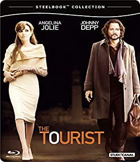 The Tourist - Steelbook Collection [Blu-ray]