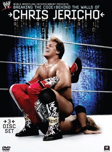 WWE - Chris Jericho/Breaking the Code: Behind the Walls of Chris Jericho [3 DVDs] (Chris Jericho Dvd)