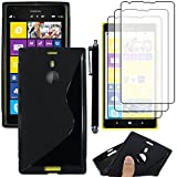 ebestStar - Nokia Lumia 1520 Case Ultra Thin S-line Cover,