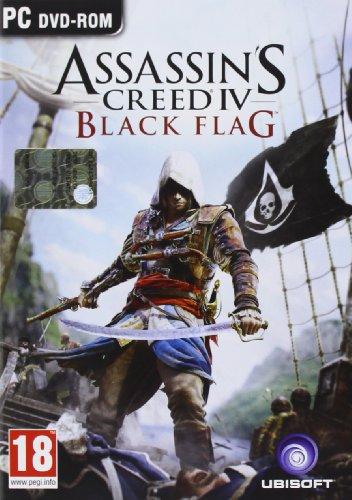 PC ASSASSIN S CREED 4 BLACK FLAG d'occasion  Livré partout en Belgique