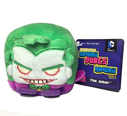 DC Comics Kawaii Cubes Joker - Small Plush Collectible