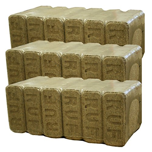 3 x 10 kg mumba Premium Holzbriketts (RUF Mischholz)