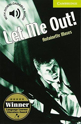 Let Me Out! Starter/Beginner (Cambridge English Readers) por Antoinette Moses