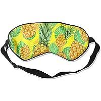 Comfortable Sleep Eyes Masks Cool Pineapple Printed Sleeping Mask For Travelling, Night Noon Nap, Mediation Or... preisvergleich bei billige-tabletten.eu
