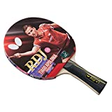 Butterfly RDJ S6 Table Tennis Racket - ITTF Approved Ping Pong Paddle