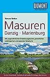 DuMont Reise-Taschenbuch Reiseführer Masuren, Danzig, Marienburg: mit Online-Updates als Gratis-Download