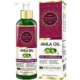 #8: Morpheme Remedies Pure Amla Hair Oil (ColdPressed & Undiluted) - 120ml