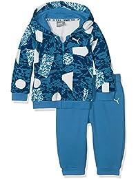 Puma Children's Minicats Hooded Jogger Suit